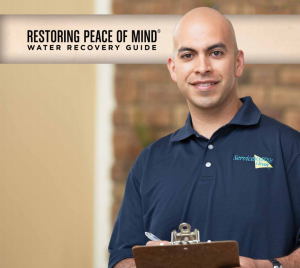 Water Damage Restoration - ServiceMaster in Milwaukee, WI