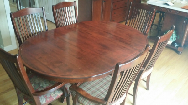 Kitchen Table Chairs Refinishing In West Chicago And