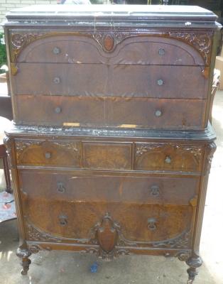 Wood Furniture Repair In West Chicago And Carol