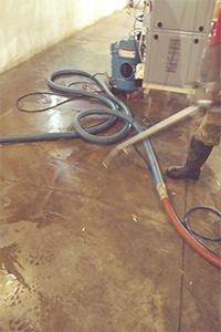 Flood Damage Cleanup -Irondequoit NY