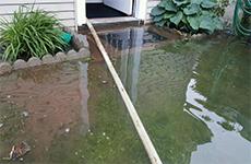 Water Damage Restoration - Rochester, New York