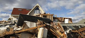 Storm Damage restoration - Wesley Chapel, FL - Water Cleanup