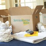 ServiceMaster Content Cleaning and Pack-out Services in Uniontown PA
