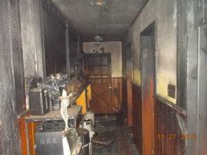Fire in Uniontown
