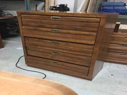 Wood-Furniture-Before-Restoration-Glen-Ellyn-IL