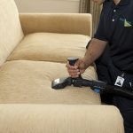 Service Master Kwik Restore - Upholstery Cleaning in Racine,WI
