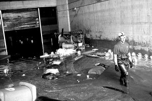 ServiceMaster TEAM - Flooded Basement Cleanup for Northeast Philadelphia, PA