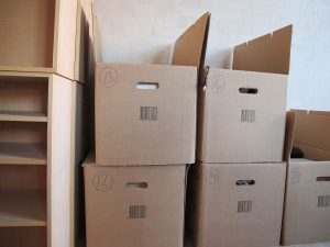 Content Cleaning and Pack-Out Services for Orlando, FL