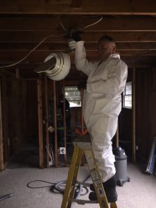 Removing-Debris-Westerly-Home-ServiceMaster