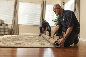 Residential carpet cleaning in Nashua, NH