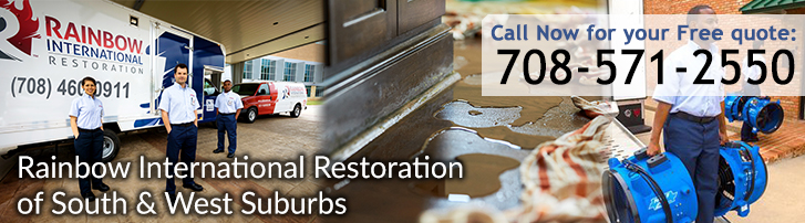 Rainbow International Restoration of South & West Suburbs - Disaster Restoration and Cleaning in Orland Park, IL