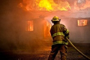 Fire Damage Clean Up – College Station, Texas