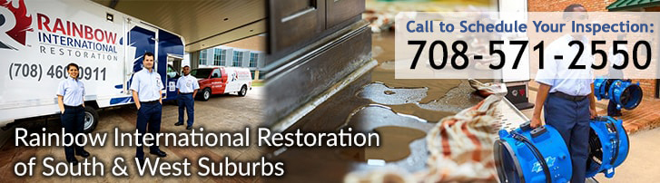 Rainbow International Restoration of South West Suburbs Disaster Restoration and Cleaning in Lombard IL