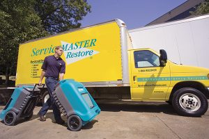 Water Damage Restoration in Old Saybrook, CT ServiceMaster